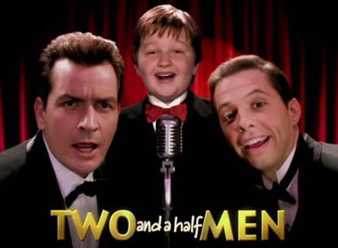 Two And Half Men Radeberger