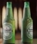Heineken Product Placement James Bond
