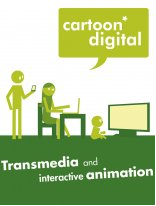 Cartoon Digital Transmedia and interactive animation