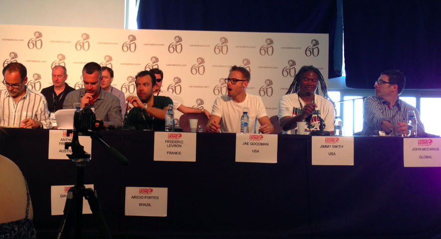 Branded Entertainment Jury Cannes