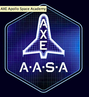 Axe Apollo Space Academy AASA Branded Entertainment
