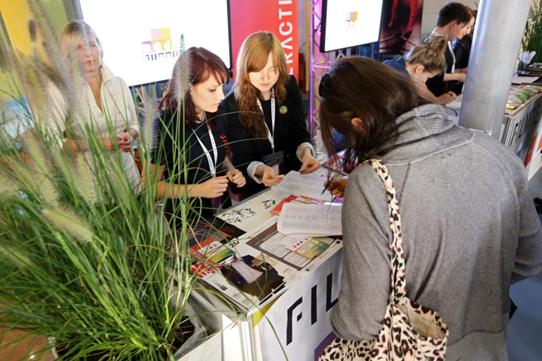 Filmteractive Market Polen 2013