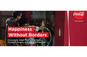 Coca Cola Happiness Without Borders