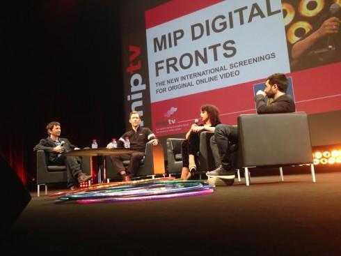 Digital Fronts MIPTV Dailymotion
