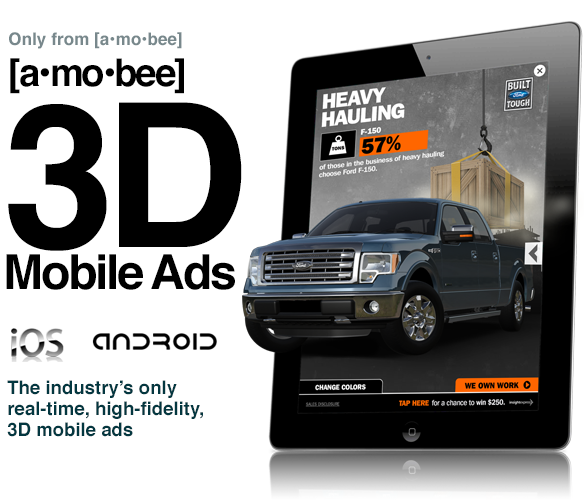 amobee 3d mobile ads1