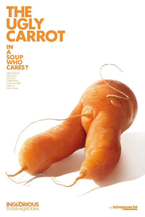 BEO Intermarche the-ugly-carrot