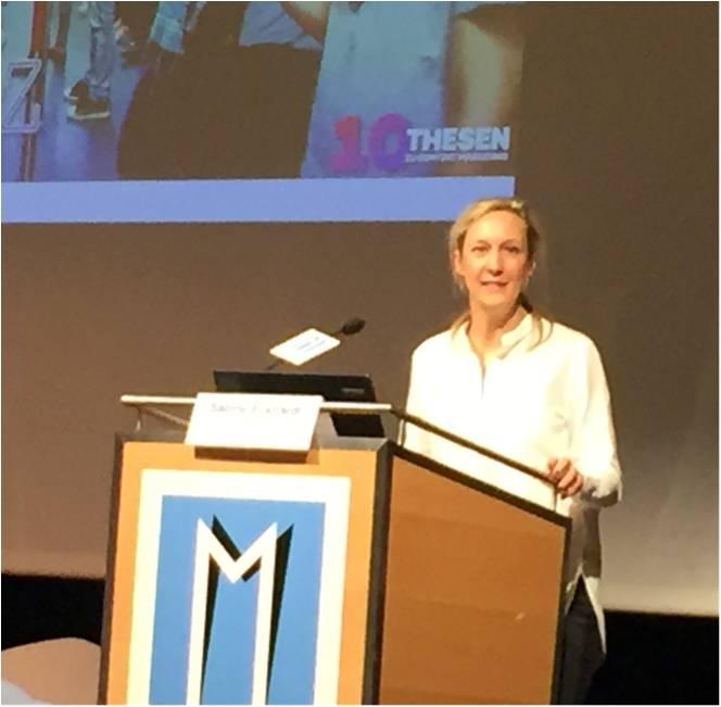 Sabine Eckhardt Medientage