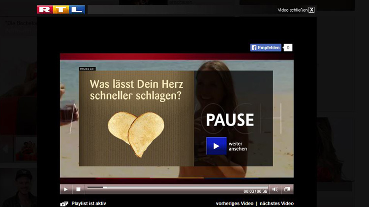 RTLde Break Ad