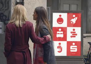 Sparkasse digitales Product Placement