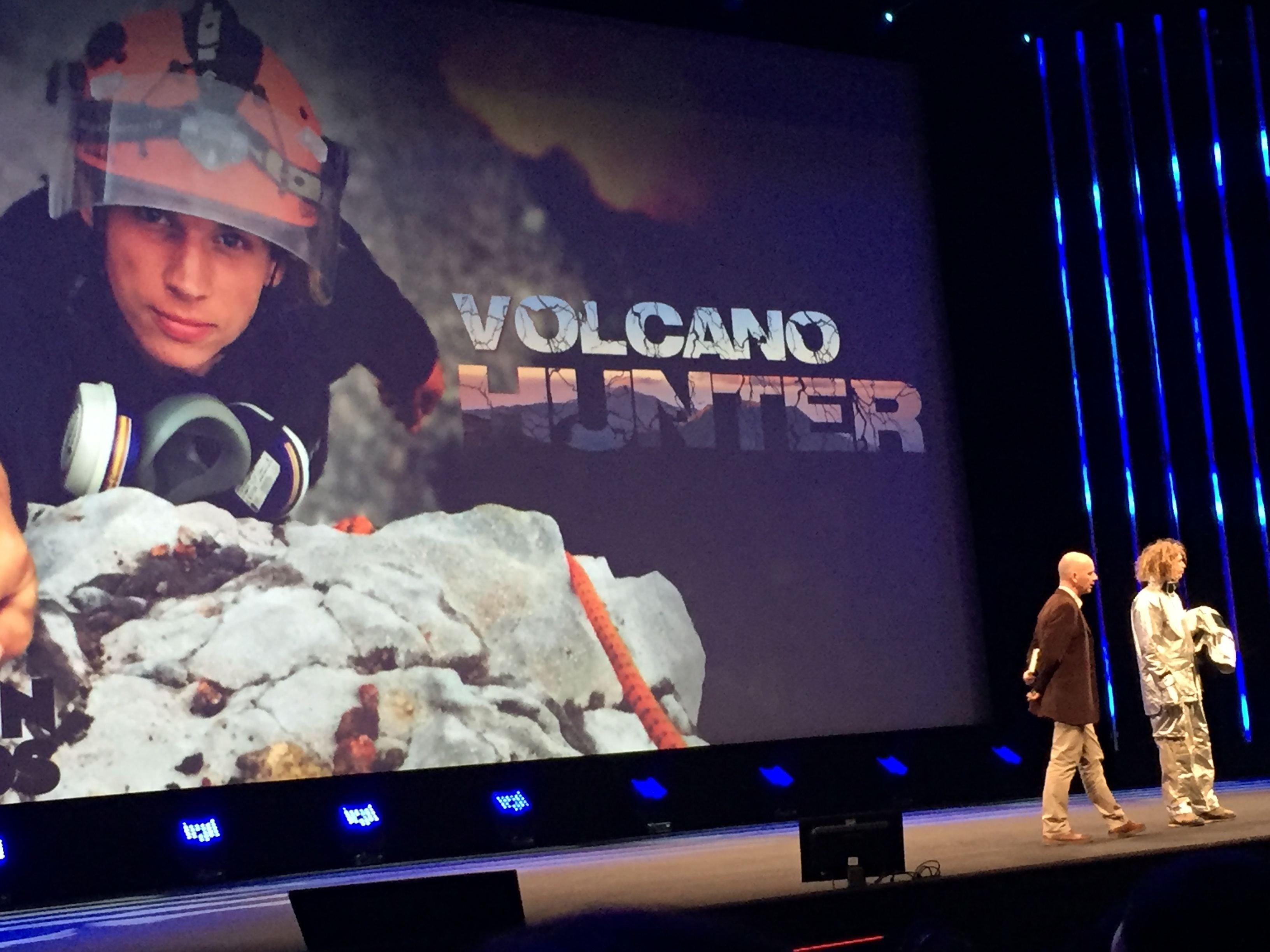 Volcano Hunter