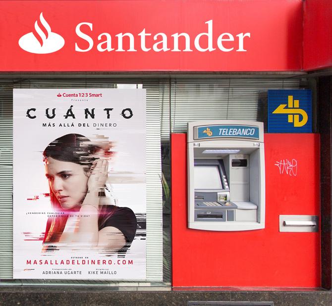 beyond money santander cuando mas alla del dinero poster jesus revuelta 670