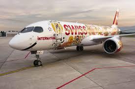 Swiss Plane