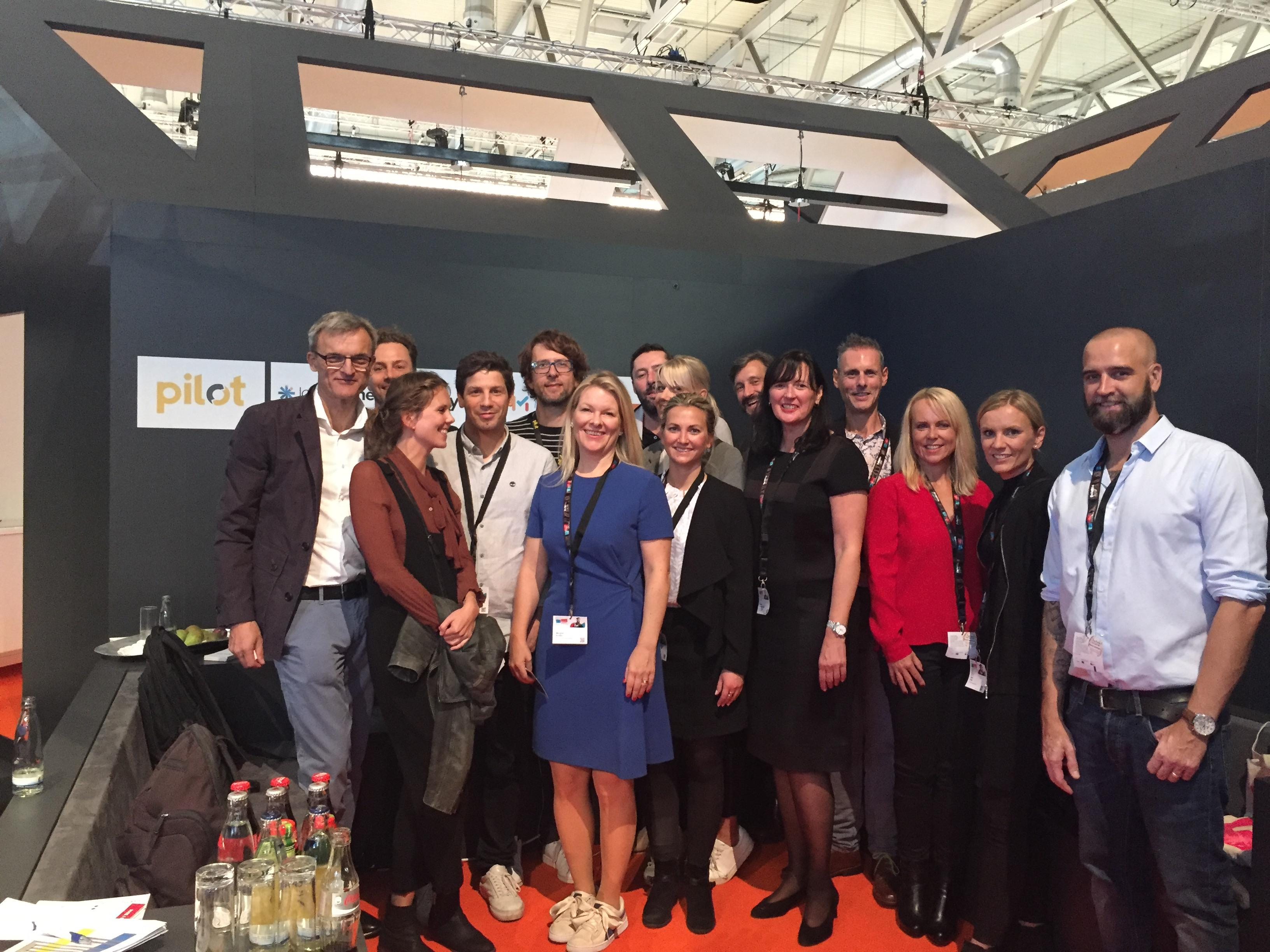 BEO BCMA DACH Get together pilot dmexco 2017