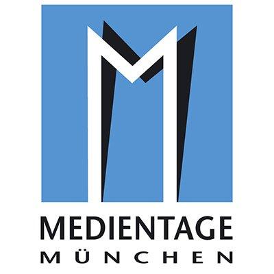 Logo Medientage-München