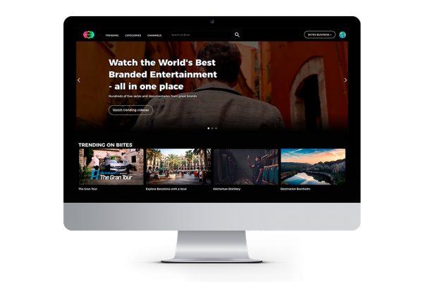 Biites Streaming Service