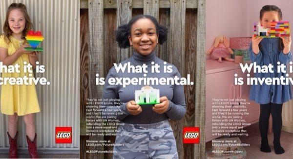 Internationaler Weltfrauentag http://www.lego.com/futurebuilders